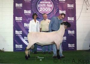 Jim and Terri Kipp Winners